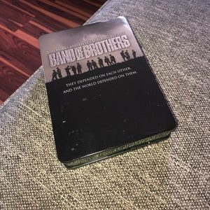 Other - Band of Brothers 6 DVD Collectors Set Metal Tin